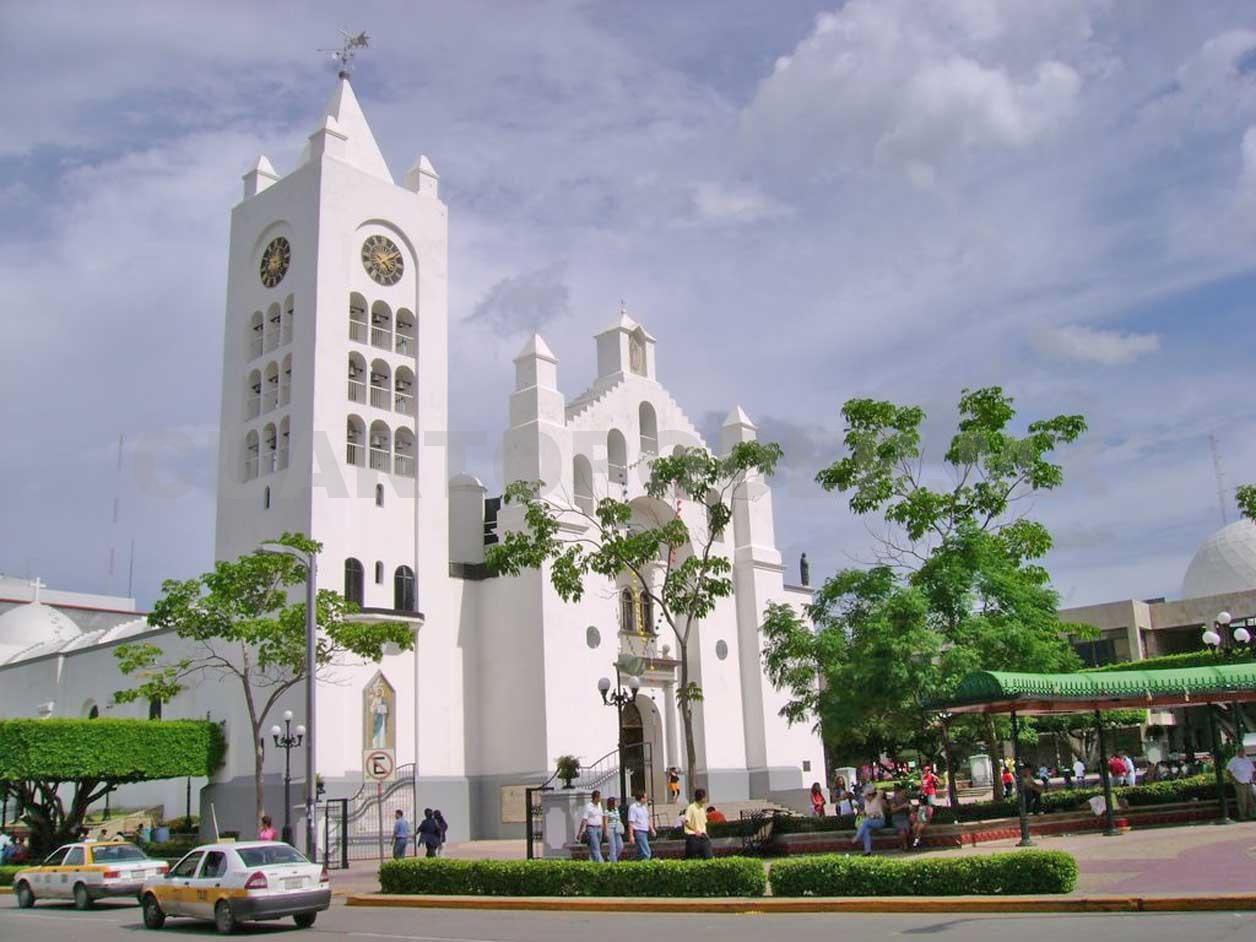 fachada de la catedral de San Marcos