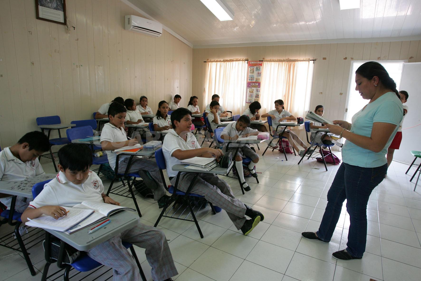 Reiteran llamado a reanudar clases para no perder el ciclo escolar