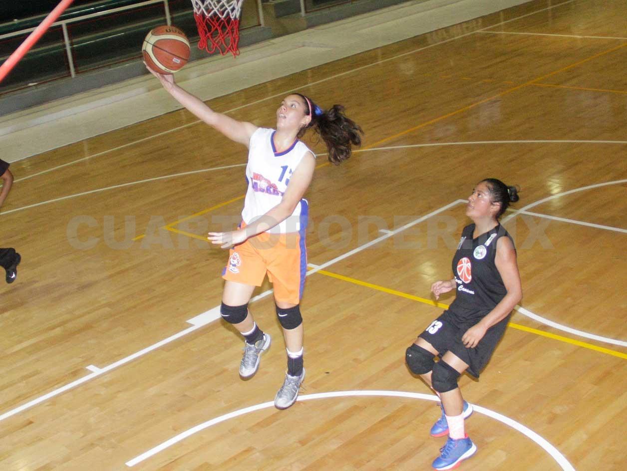 Mundo Basket Tuxtla domina la Copa Juvenil