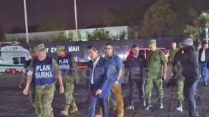 EPN llama a la unidad ante terremoto