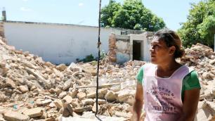 Apoyos parciales inmediatos por sismos: 6 mil 844.4 mdp