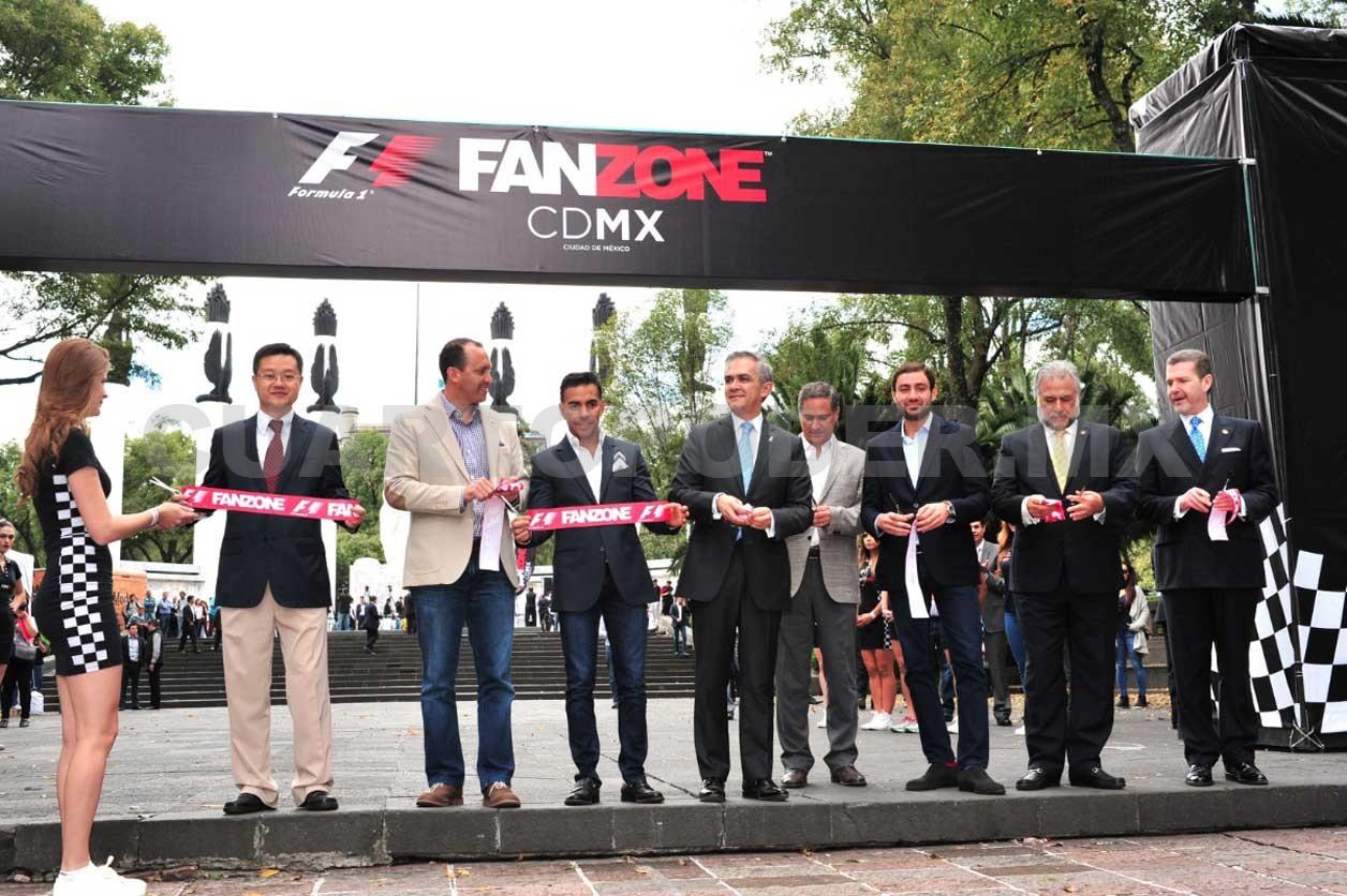 Experiencia f1 fan zone llega a cdmx for Puerta 6 autodromo hermanos rodriguez ubicacion