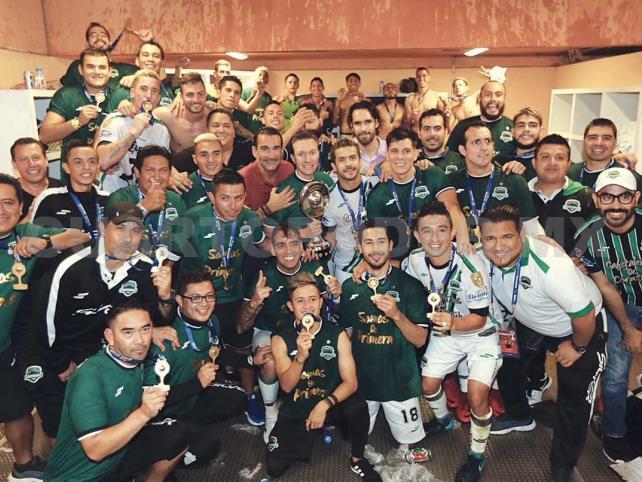 Cafetaleros de Tapachula, campeón de campeones