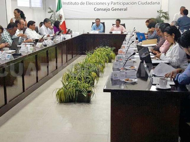 IEPC no aplazará primer debate