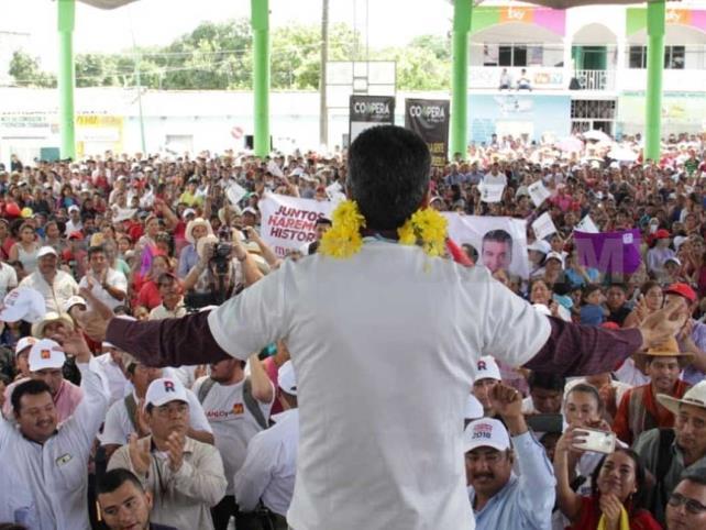 Haremos justicia al pueblo de Chiapas: Rutilio