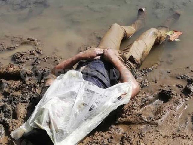Flotaba cuerpo en el balneario Río Blanco