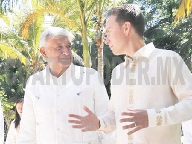 Respaldan gobernadores el proyecto del Tren Maya