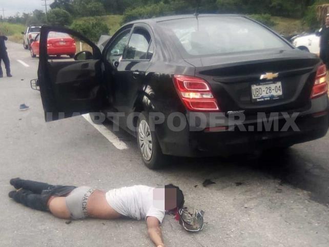 Un muerto y un herido en fatídico accidente