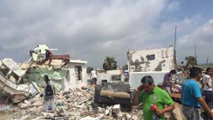 Tornado deja saldo de 13 muertos en Ciudad Acuña