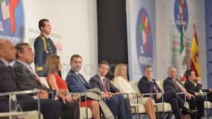 Peña Nieto destaca alianza entre México y España