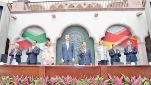 EPN destaca fortalezas que comparten México y España