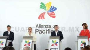 EPN: Alianza del Pacífico impulsará bienestar social