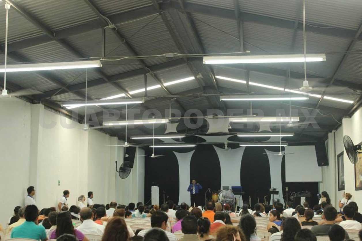 La Iglesia de Cristo Ebenezer Tuxtla