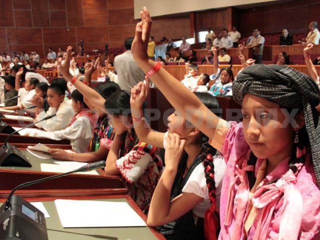 Aprueban protocolo para consulta indígena en Oaxaca