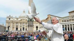 El papa Francisco visitará a México en 2016