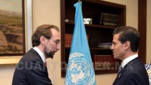 México, decidido a encarar y superar desafíos: EPN