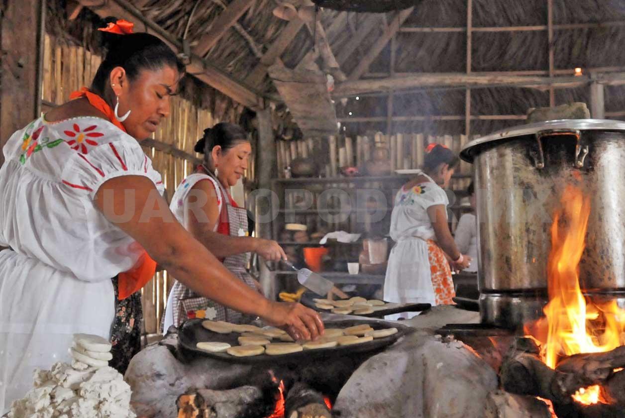 Mujeres de Humo, preservadoras del arte culinario