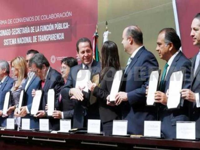 Chiapas firma acuerdos de la Conago y SNT
