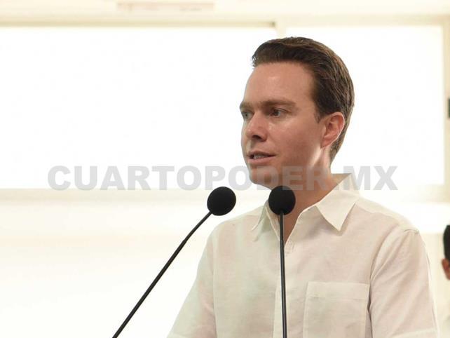 Gobierno del estado apoya desarrollo de la cultura y el arte: Manuel Velasco