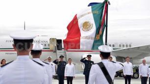 Presencia de militares respalda a familias: EPN