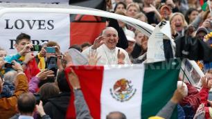 Papa confía a la Virgen María su viaje a México
