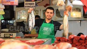 Garantizan abasto de pescados y mariscos