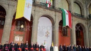 Riqueza de México tiene rostro joven: papa