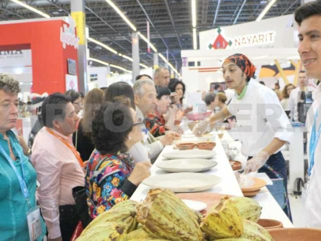 Logra Chiapas mil 600 citas de negocios