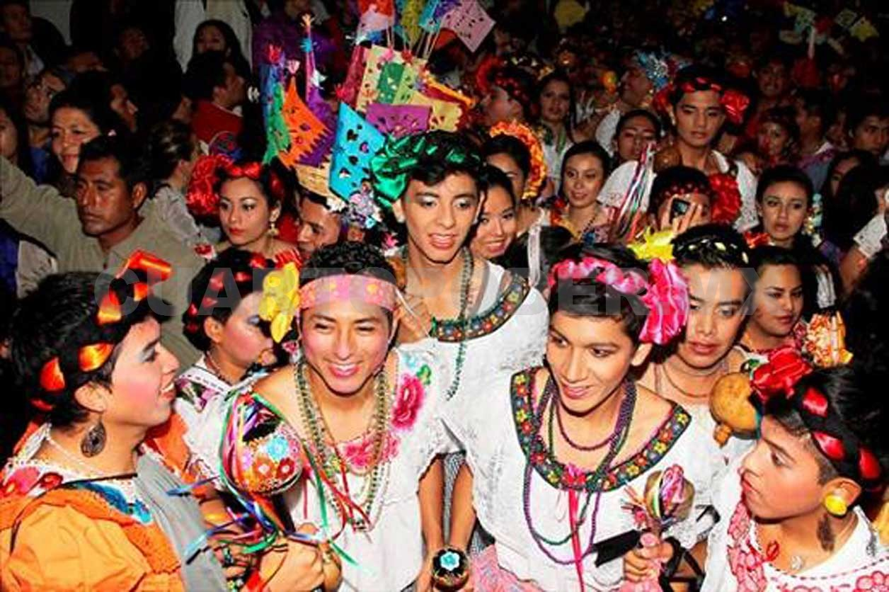 9fa1e8167 Este lunes inició la Fiesta Grande de Chiapa de Corzo con el anuncio de las  Chuntá