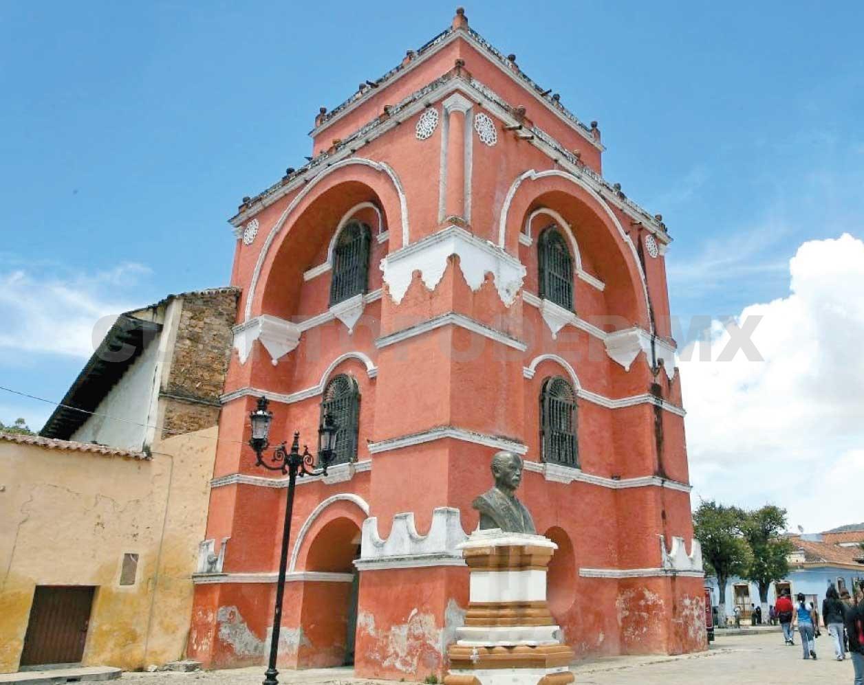 san cristobal de las casas Monumentos históricos afectados en sismo del 2017 serán restaurados
