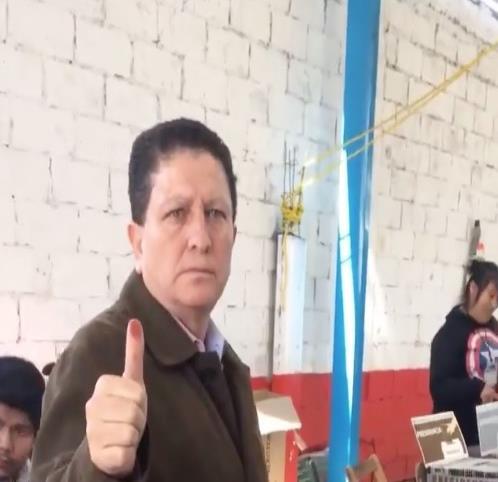 Hay garantías en Chiapas para votar: Culebro Velasco