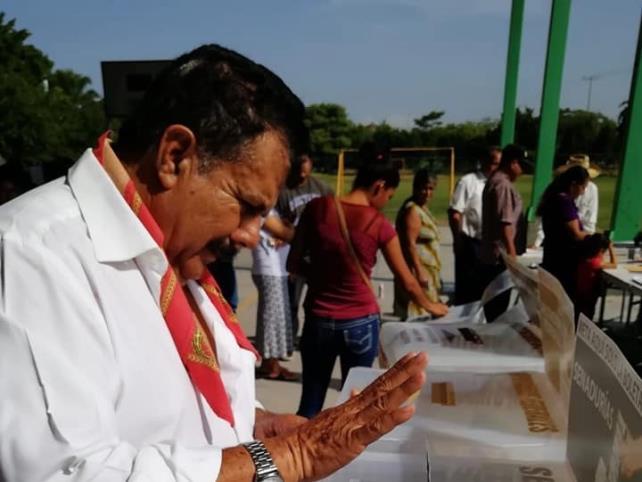 Orantes Ruiz exhorta a participar en urnas