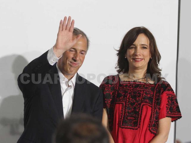 Meade, Anaya y Rodríguez reconocen resultados