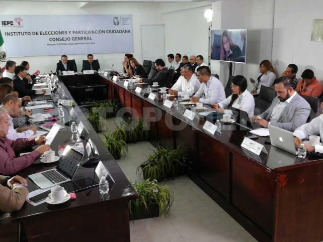 Trémula calma en jornada electoral en Chiapas