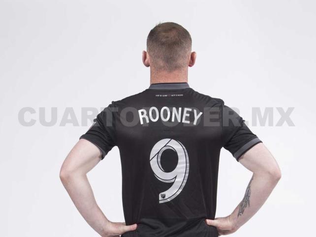Rooney, emocionado con el proyecto del DC United