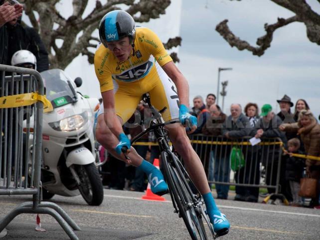 Froome, autorizado para el Tour de Francia