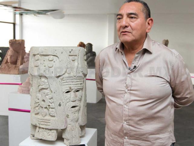 Buscan preservar el tallado en piedra