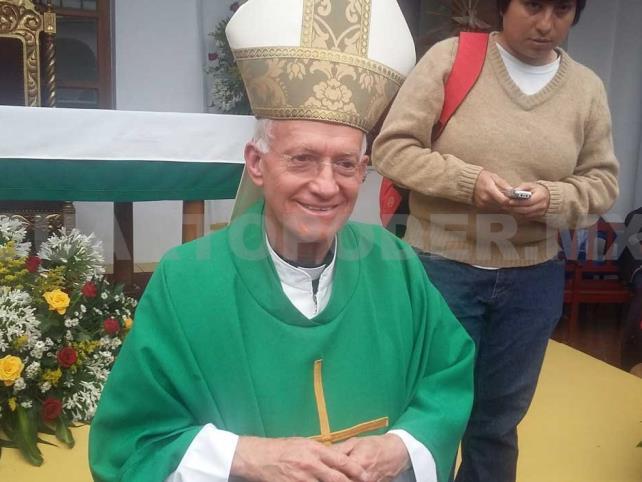 Llama obispo a cumplir promesas de campaña