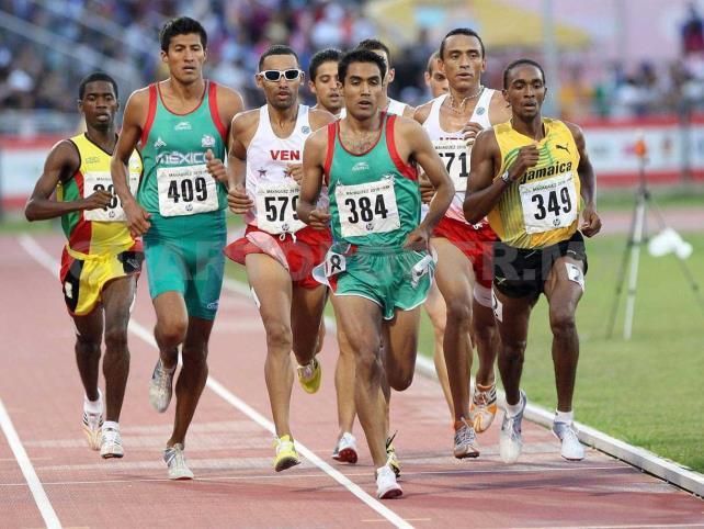 Los 42 atletas pueden buscar medalla: Lozano
