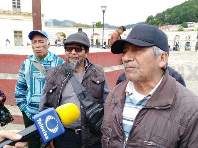 Transcurren de manera tranquila elecciones en Oxchuc