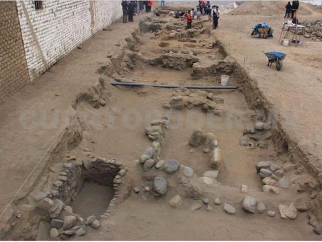 Descubren momias de 500 años de antigüedad