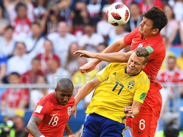 Inglaterra elimina a Suecia y clasifica