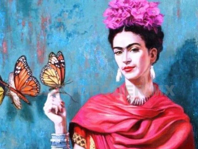 Frida Kahlo, la reina del selfie