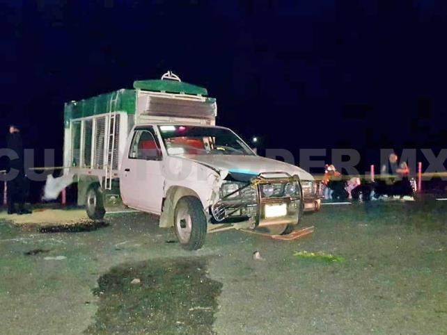 Un muerto y 19 lesionados por volcadura en carretera