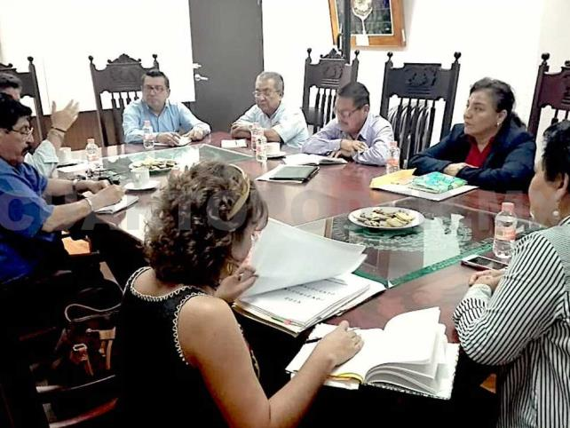 Inicia Congreso del Estado proceso de entrega-recepción