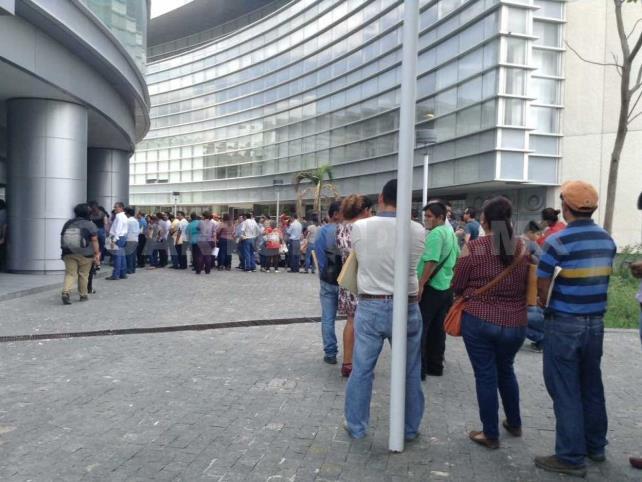 Burócratas de Chiapas se quedaron sin seguro mutuo
