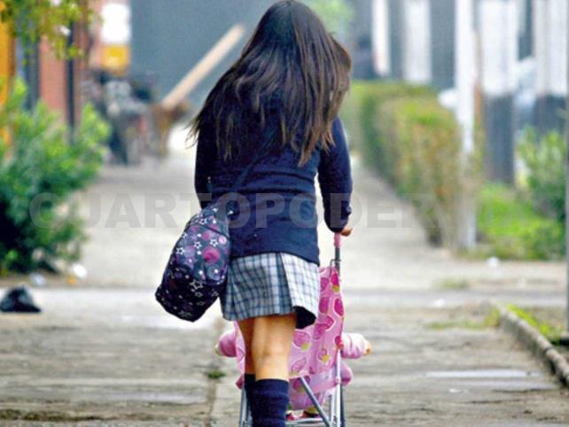 Necesario disminuir el embarazo adolescente