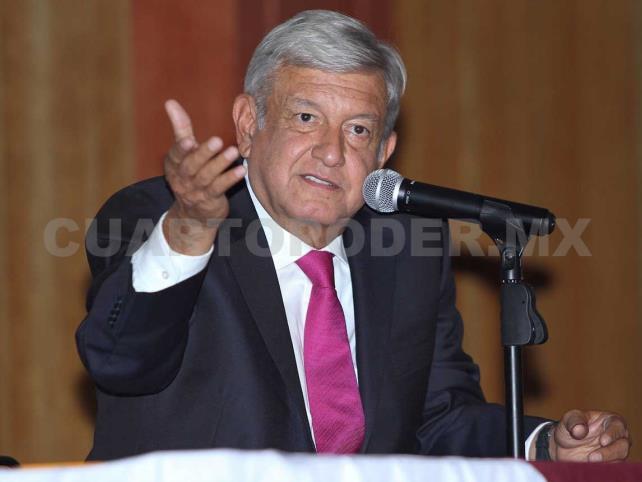 Delinea López Obrador agenda de reformas