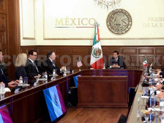 Peña Nieto pide reunificación de familias separadas