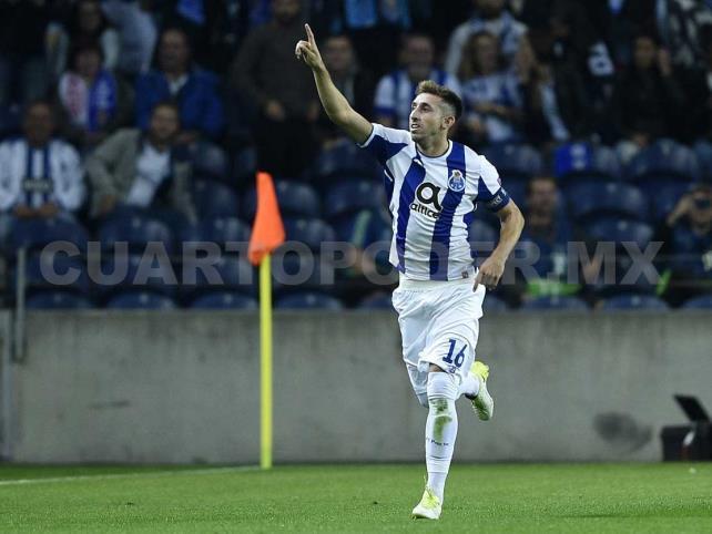 Continuidad de Herrera en Porto
